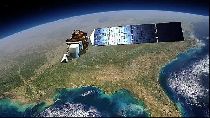Berbagai Satelit Yang Mengorbit di Dunia