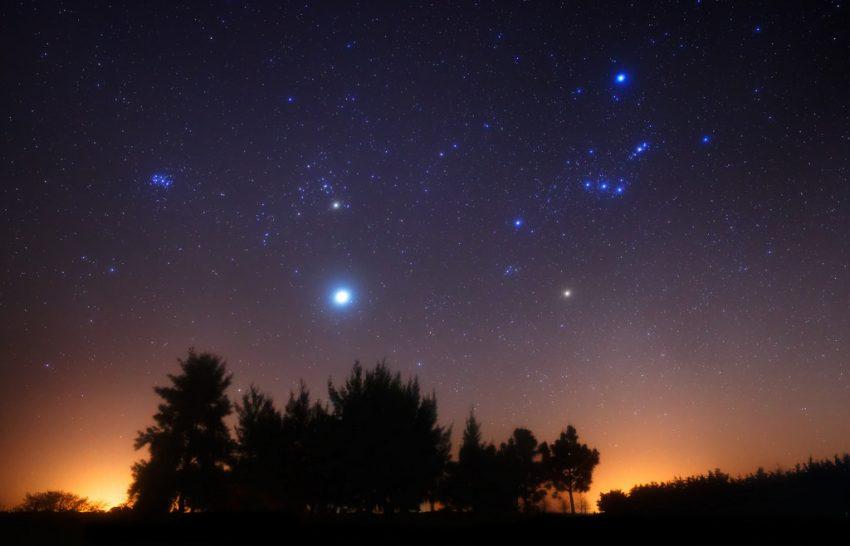 Objek Langit Malam Yang Mudah Untuk Diteropong