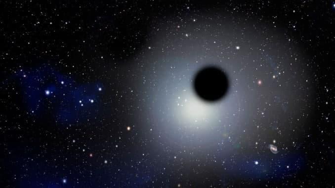 Hal Sebenarnya Terjadi di Dalam Black Hole