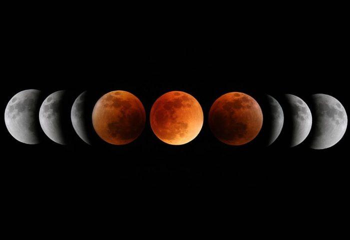 Fakta Menarik Mengenai Gerhana Bulan I